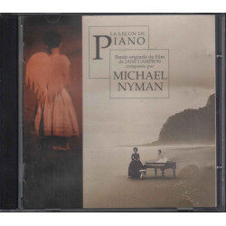 Michael Nyman CD La Lecon De Piano / Delabel DE 882862 OST Soundtrack Sigillato