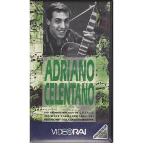 Adriano Celentano VHS Videocassetta Videorai Fonit Cetra Sigillata 8003927155749