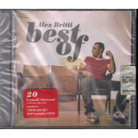 Alex Britti CD The Best Of / Universal Music Sigillato 0602527632162