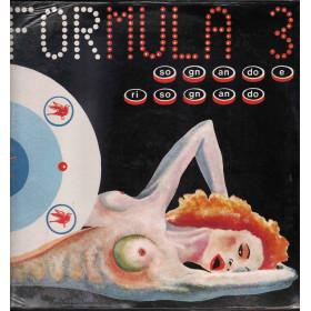 Formula 3 Lp Vinile Sognando E Risognando / Numero Uno NL 74430 1990 Sigillato