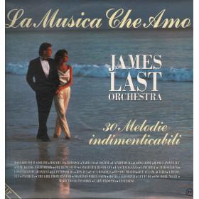James Last Orchestra Lp DOPPIO 33giri La Musica Che Amo Nuovo