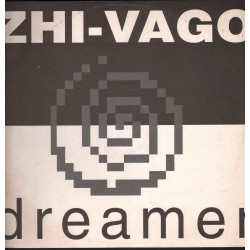 "Zhi-Vago ‎Vinile 12"" Dreamer / S.O.B. (Sound Of The Bomb) ‎SOB 287 Nuovo"