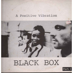 "Black Box ‎Vinile 12"" A Positive Vibration / Groove Groove Melody Nuovo"