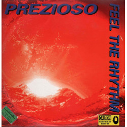 "Prezioso Vinile 12"" Feel The Rhythm / No Colors ‎NC 010 MX Nuovo"