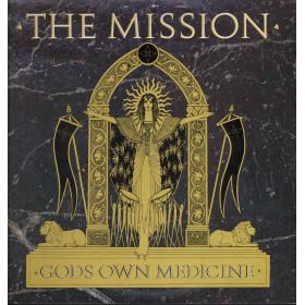 The Mission Lp Vinile God's Own Medicine / Mercury 830 603-1 Nuovo