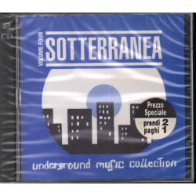 AA.VV. CD Sotterranea Volume Four 4 / IRMA 485204-2 Sigillato 5099748520425
