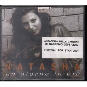 Natasha Cd'S Singolo Un Giorno In Piu' / DDA PCD 2056 Sigillato