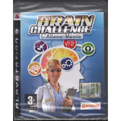 Brain Challenge - L'Allena-Mente Playstation 3 PS3 Sigillato 3700515800252