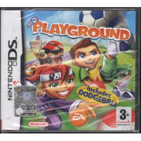 Playground Videogioco Nintendo DS NDS Nuovo Sigillato 5030936059259