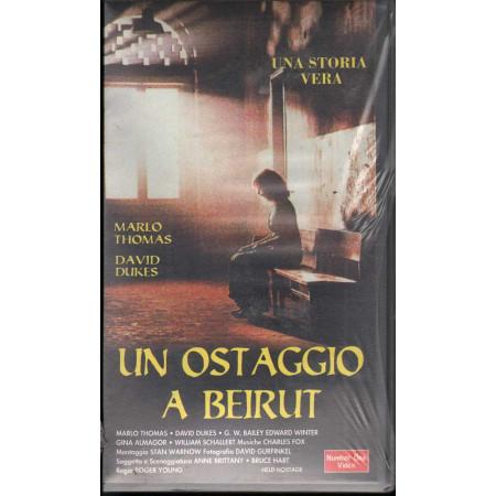 Un Ostaggio A Beirut VHS Marlo Thomas / David Dukes Sigillata 8014930632226