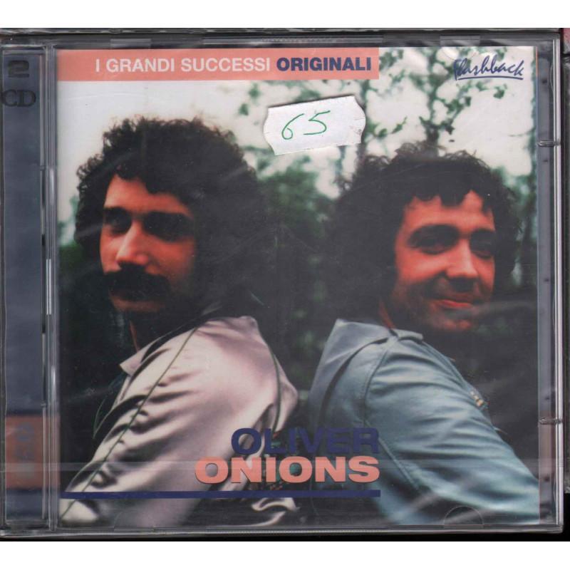 Oliver Onions - I Grandi Successi Flashback 0743217972226
