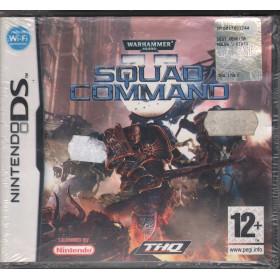 Warhammer 40K: Squad Command Videogioco Nintendo DS NDS Sigillato