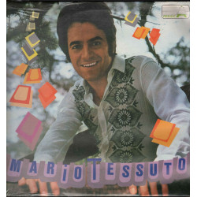 Mario Tessuto Lp Omonimo Same / CGD LSM 1162 MusicA Sigillato
