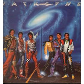 Jacksons Lp Vinile Victory / Epic Gatefold Alternate Cover Colomba sulla spalla Nuovo