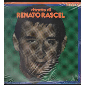 Renato Rascel Lp Vinile Ritratto di Renato Rascel / CBS Embassy Sigillato