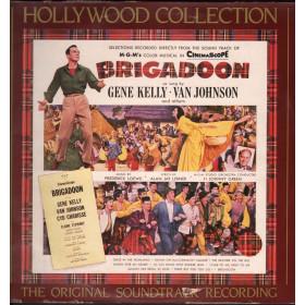 Gene Kelly - Van Johnson Lp Vinile Brigadoon CBS Serie Hollywood Collec Nuovo