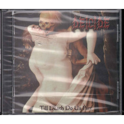 Deicide CD Till Death Do Us Part / Earache ‎MOSH358CD Sigillato 5055006535815