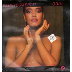 Fausto Papetti Lp Vinile Oggi / CBS 26771 Sigillato
