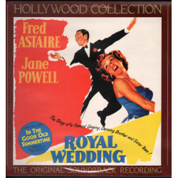 Astaire Powell Garland Lp Vinile Royal Wedding In The Good Old Summertime Nuovo