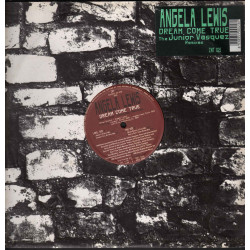 "Angela Lewis ‎Vinile 12"" Dream Come True / Zac ZNT 021 Nuovo 8018951004581"
