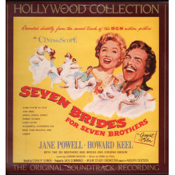AA.VV. Lp Vinile Seven Brides For Seven Brothers Holywood Collec Vol 22 Nuovo