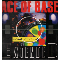 "Ace Of Base Vinile 12"" Wheel Of Fortune / My Mind - Metronome Nuovo"