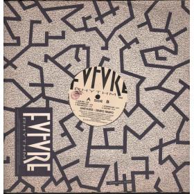 "Ghevurtz Vinile 12"" Tempo Tempo / Future Rhythm FR 200 Nuovo"