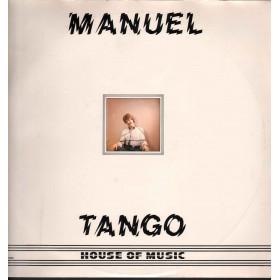 "Manuel De Leo Vinile 12"" Tango / House Of Music HM 1005 Nuovo"