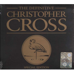 Christopher Cross CD The Definitive Christopher Cross / Slipcase Sigillato