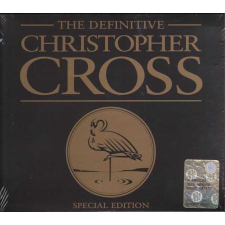 Christopher Cross CD The Definitive Christopher Cross Sigillato 0081227357023