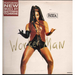 "Patra ‎‎Vinile 12"" Worker Man / Epic ‎– 659999 6 Nuovo"