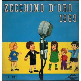 AA.VV. Lp Vinile Zecchino D'Oro 1969 / Melody Fenotecnica Fonola Nuovo
