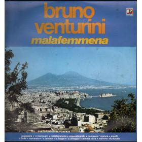 Bruno Venturini Lp Vinile Malafemmena / Up  LPUP 5202 Nuovo