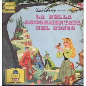 AAVV Lp Vinile La Bella Addormentata Nel Bosco Disneyland STP 3911 Sigillato