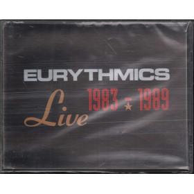 Eurythmics 2 MC7 Live (1983-1989) / RCA Sigillata 0743211714549
