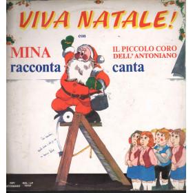 Mina / Piccolo Coro Dell'Antoniano Lp Vinile Viva Natale! / Rifi Nuovo