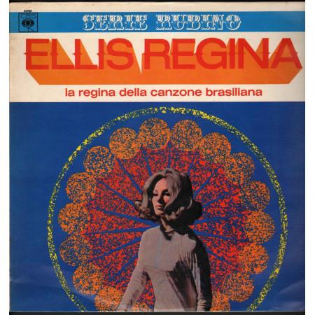 Ellis Regina Lp Vinile Ellis Regina (Omonimo Same) CBS 52598 Serie Rubino Nuovo