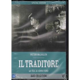 Il Traditore DVD Ford John / Victor Mclaglen Sigillato