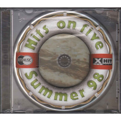 AA.VV. CD Hits On Five - Summer 98 (The Best Of House Music) Sigillato