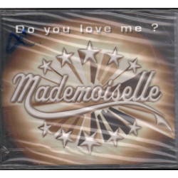 Mademoiselle Cd'S Singolo Do You Love Me? ‎‎/ Epic EPC 671299 2 Sigillato