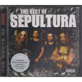Sepultura CD The Best Of / Roadrunner Records RR 8260-2 Sigillato 5099749511026