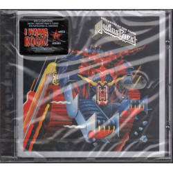 Judas Priest ‎‎CD Defenders Of The Faith / Columbia Sigillato 5099750213421