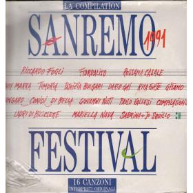 AA.VV. Lp Vinile Sanremo Festival 1991 / Columbia Sigillato 5099746824310