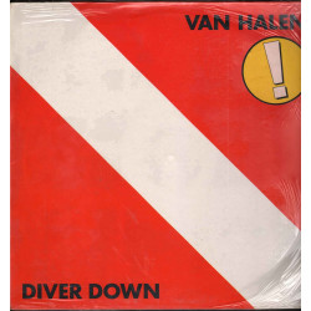 Van Halen Lp Vinile Diver Down / Warner WB K 57 003 Sigillato 0075992367714