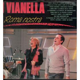 I Vianella Lp 33giri Roma Nostra Nuovo Sigillato RARO 0009094