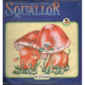 Squallor Lp Vinile Strapppeggio Degli Squallor / Record Bazaar RB 247 Nuovo