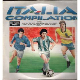 AA.VV. Lp Vinile Italia Compilation / Eviva Records EVR 101 LP Nuovo