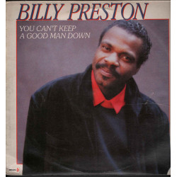 Billy Preston Lp Vinile You Can't Keep A Good Man Down / Disco 3 Nuovo