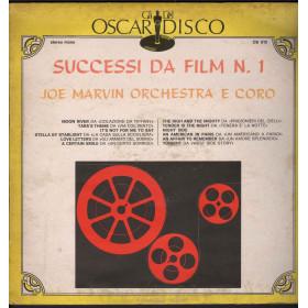 Joe Marvin Orchestra E Coro Lp Vinile Successi Da Film N 1 Nuovo