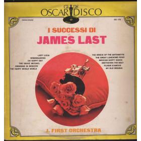 J. First Orchestra Lp Vinile I Successi Di James Last / Gli Oscar Del Disco Nuovo